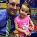 Genna's first day of preschool!